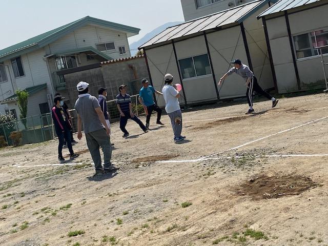 筑紫会 スポーツフェスの様子
